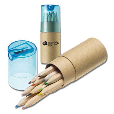 Cadeaux d'affaires crayons et porte-mines personnalisés